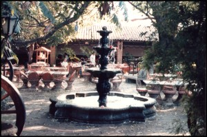 Fountain Pool in GFRC