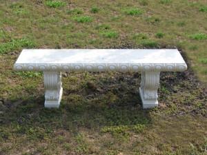 Bench in Stromberg GFRC
