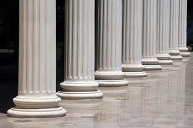 Stromberg GFRC Greek Doric Columns