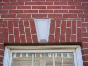 Glass Fiber Reinforced Concrete Keystone